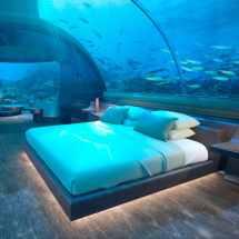 Sleep Under Sea In World Underwater Hotel
