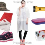 15 Important Things to Carry for Trek in India