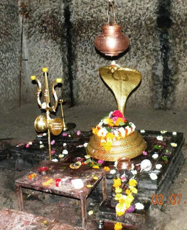 Ghoradeshwar shivlinga