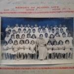 Memory of school life 1977