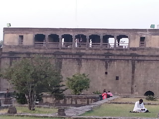 Shaniwarwada Pune [soon becoming WiFi]