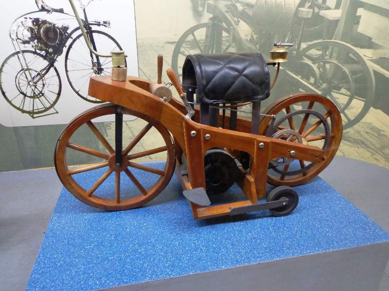 science park chinchwad cycle car 2