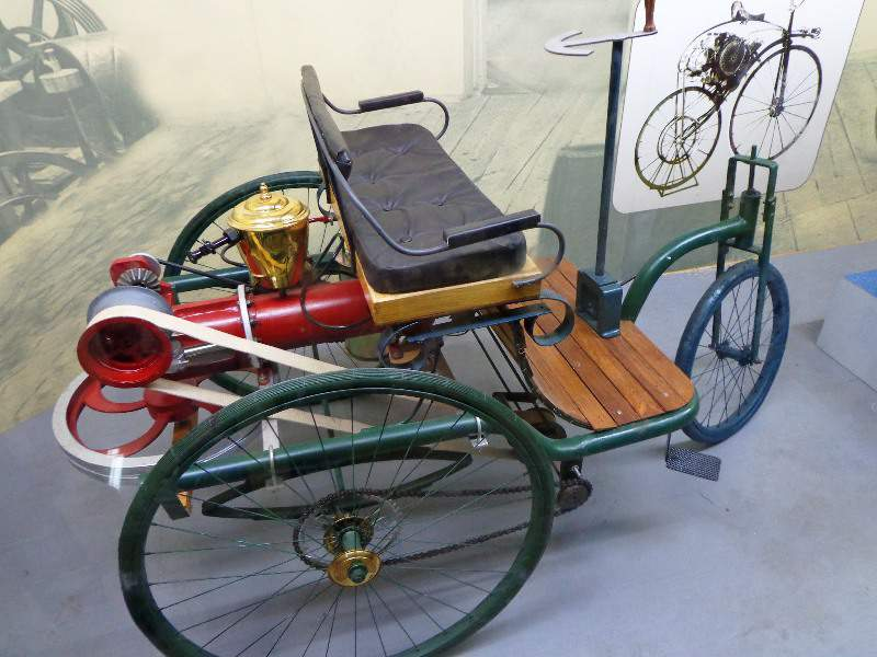 science park chinchwad cycle car