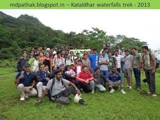 Kataldhar Waterfall lonawala FONA