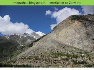 Switzerland 19 - Interlaken to Zermatt
