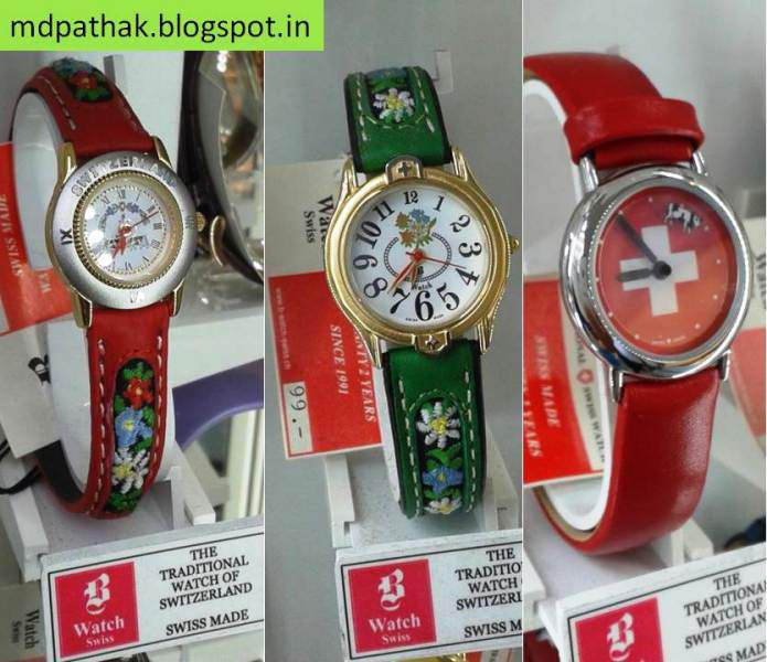 Swiss Jowissa ladies wrist watches