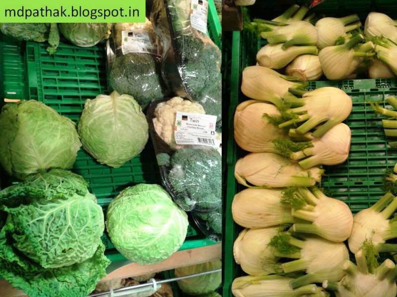 Switzerland vegitable cabbage cauliflower