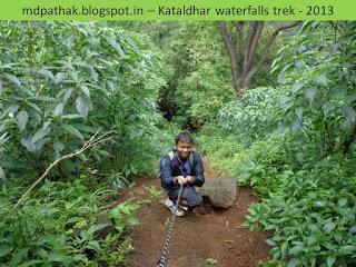 using rope to kataldhar