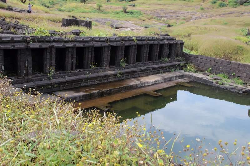 Cistern harishchandragad