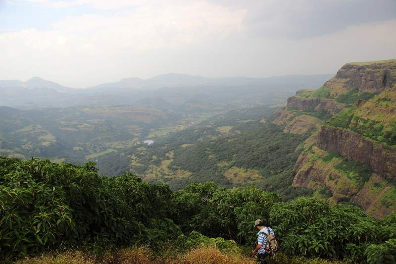 trail harishchandragad