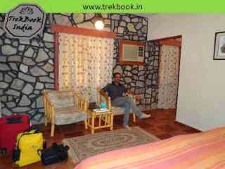 hotel rooms - Tiger Moon Resort, ranthambore