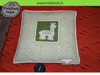 pillow cover souvenir Ranthambore India price Dollars