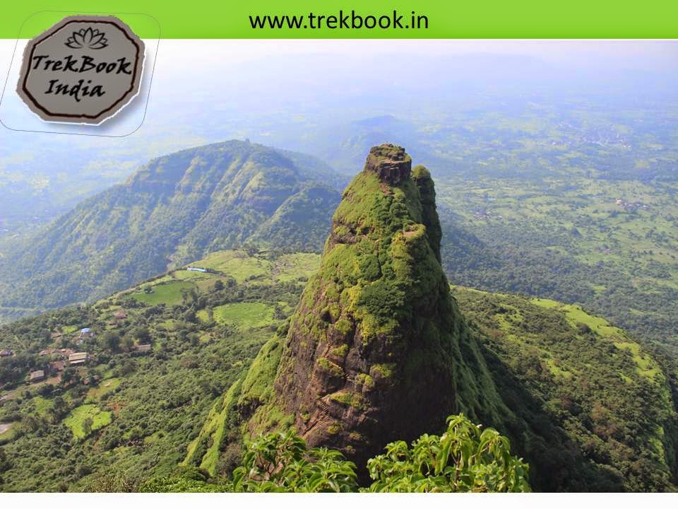 Kalavantin durg and its famous STEPS