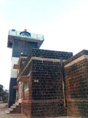Korlai Light House Chul - Revdanda