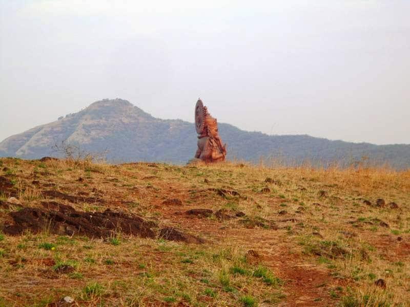 birla ganpati from ghorawadeshwar