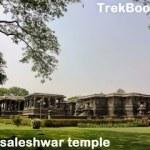 Hoysaleswara Temple – Halebidu, Karnataka