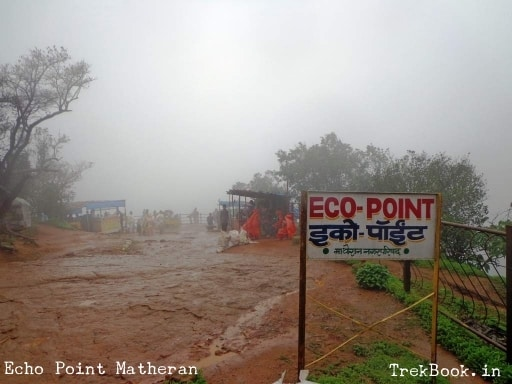 echo point matheran