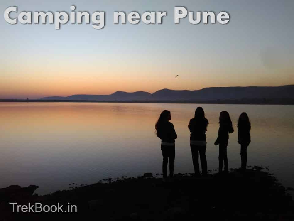 Overnight Weekend Tent Camping - New Location near Pune