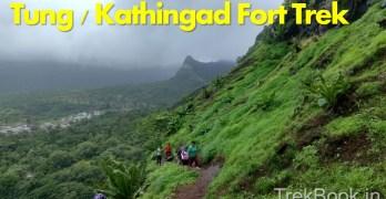 Tung Fort aka Kathingad Trek : July 2017
