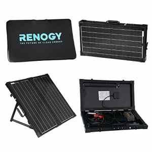 Renogy 100W solar briefcase