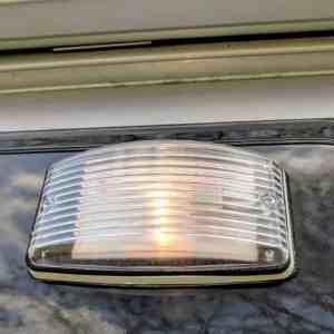 RV porch light
