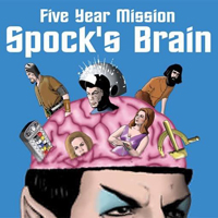 Get SPOCK'S BRAIN NOW!