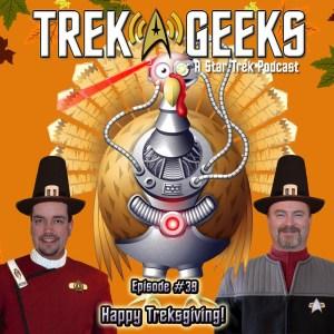 Happy Treksgiving