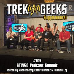 STLV50 Podcast Summit