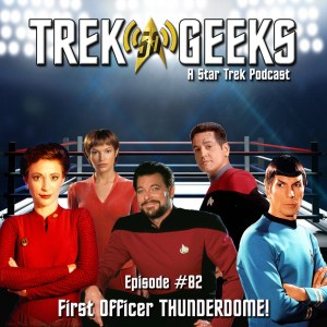 First Officer Thunderdome