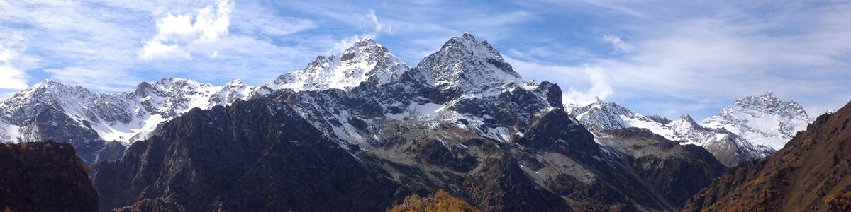 Gran Caucaso  Trek in Georgia