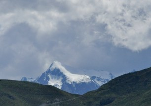 A Mountain Peek