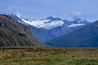 Mt. Alta and the Rob Roy Glacier