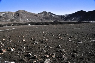 The Central Crater