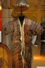 Chinese lamellar armor, Sichuan, 1700's