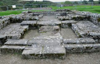 Ruins of the principia