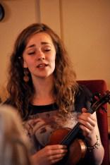 Tara Howley singing