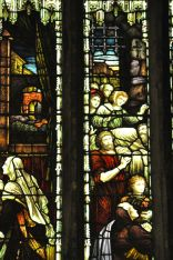 Detail of the The Hobson O'Brien Window