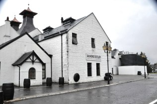 The Dalwhinnie Distillery