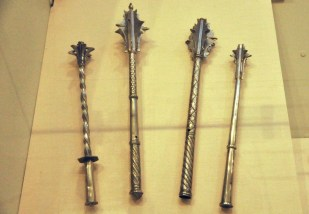 Italian Mace, about 1550 AD