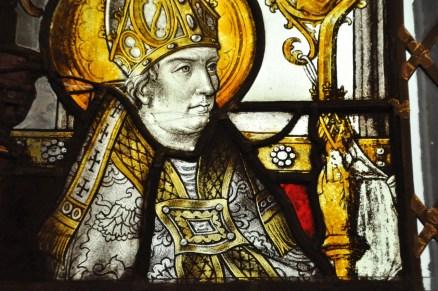 Detail of St. Nicholas
