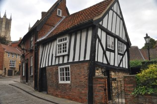 "The sagging ""Crooked House"""