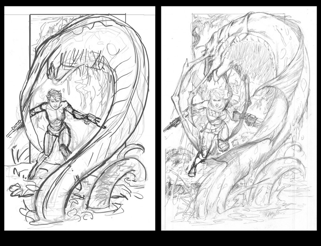 A Monsters and Dames Process: