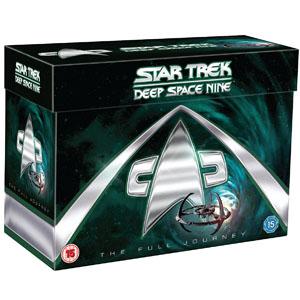 Star Trek: Deep Space Nine - The Full Journey [DVD]