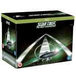 Star Trek: The Next Generation - Season 1-7 [Blu-ray]
