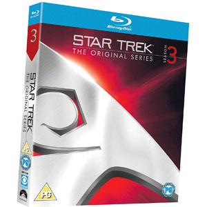 Star Trek The Original Series - Season 3 [Blu-ray]