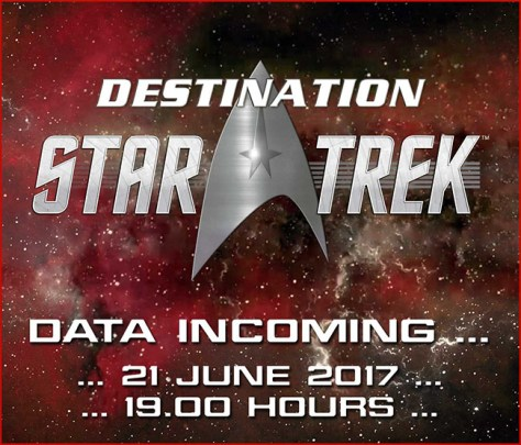 Destination Star Trek announcement