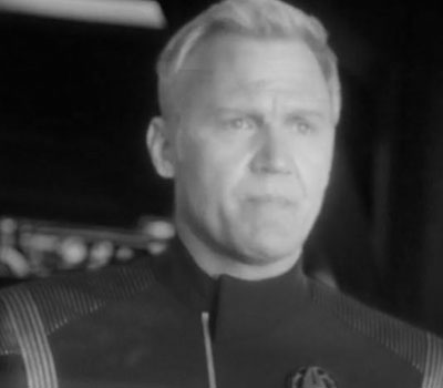 Star Trek Discovery - Admiral Anderson