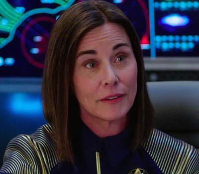 Admiral Cornwell - Star Trek Discovery Characters