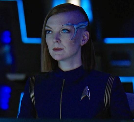 Keyla Detmer - Star Trek Discovery Characters