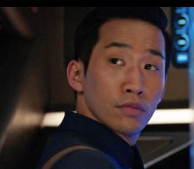 Rhys - Star Trek Discovery Characters